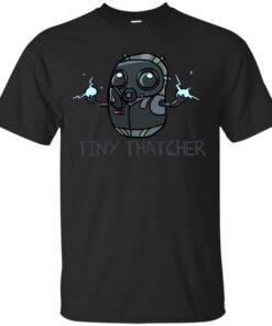 Tiny Thatcher Cotton T-Shirt