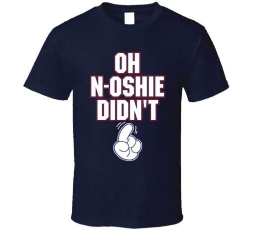 Tj Oshie St Louis Usa Hockey T Shirt