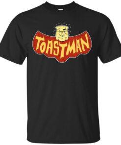 Toast Man Cotton T-Shirt
