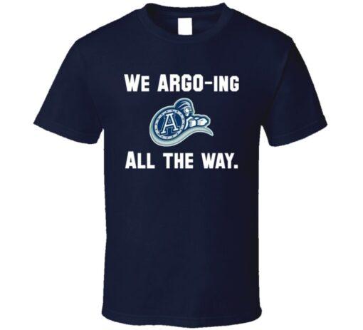 Toronto Argos T Shirt