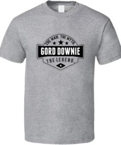 Tragically Hip Singer Gord Downie Legend Rip T T Shirt