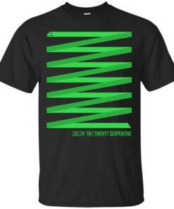 Twenty Serpentine Cotton T-Shirt