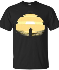 Two Rogues At The End of the World Cotton T-Shirt