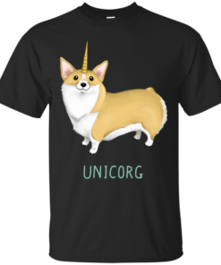 Unicorg Cotton T-Shirt