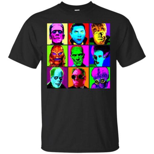 Universal Warhol Cotton T-Shirt