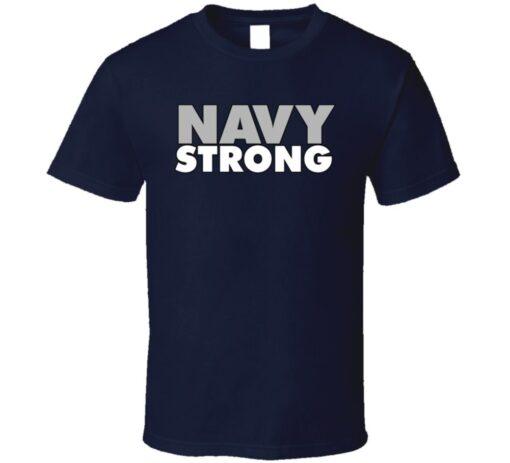 Us Navy Strong T Shirt