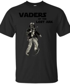 Vaders of the Lost Ark Cotton T-Shirt