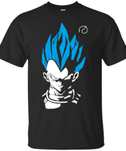 Vegeta God Mode Cotton T-Shirt