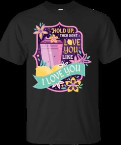 Violet Lemonade Cotton T-Shirt