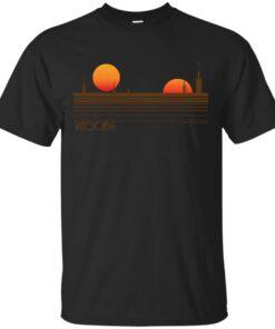 Visit Tatooine Cotton T-Shirt