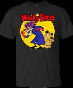 WACKY RACES Cotton T-Shirt