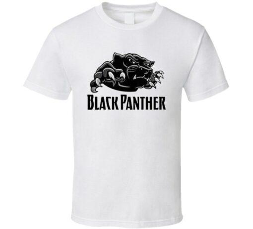 Wakanda Black Panther Cool Action Movie Fan T Shirt