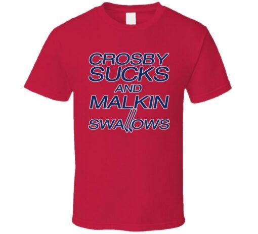 Washington Caps Rivalry Funny T Shirt