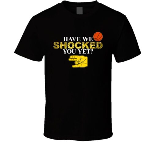 Wichita State College Basketball T Shirt