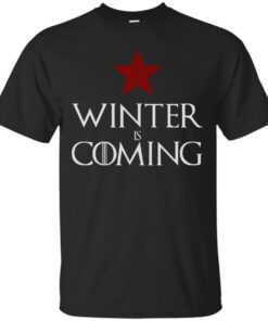 Winter Soldier is Coming v 2 Cotton T-Shirt