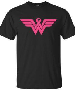 Wonder Woman Survivors Cotton T-Shirt