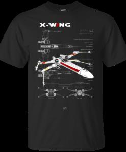 XWing Cotton T-Shirt
