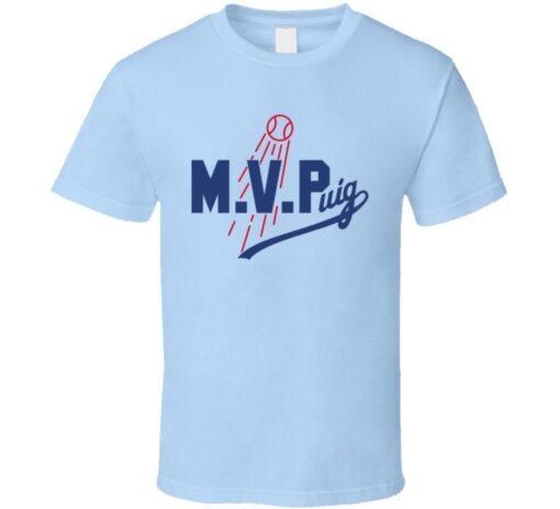 Yasiel Puig The Mvp Baseball T Shirt