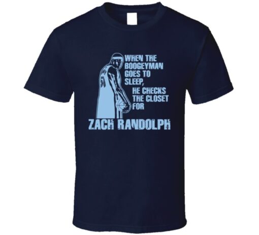 Zach Randolph Memphis Basketball T Shirt