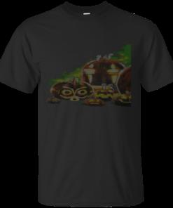 a japanese halloween totoro Cotton T-Shirt