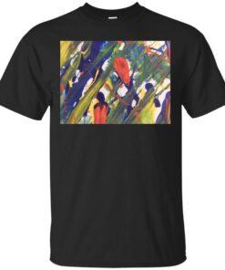 action art Cotton T-Shirt