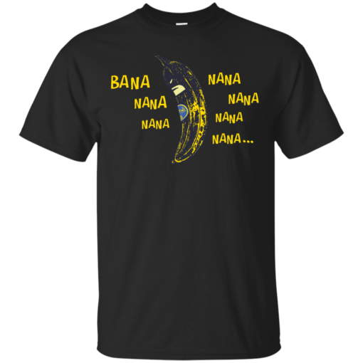 banana nana banana  Cotton T-Shirt