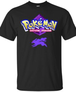 crystal suicune Cotton T-Shirt