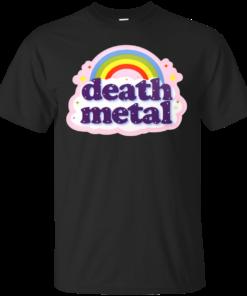 death metal Cotton T-Shirt