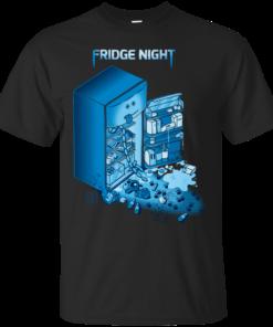 fridge bitcoil  Cotton T-Shirt