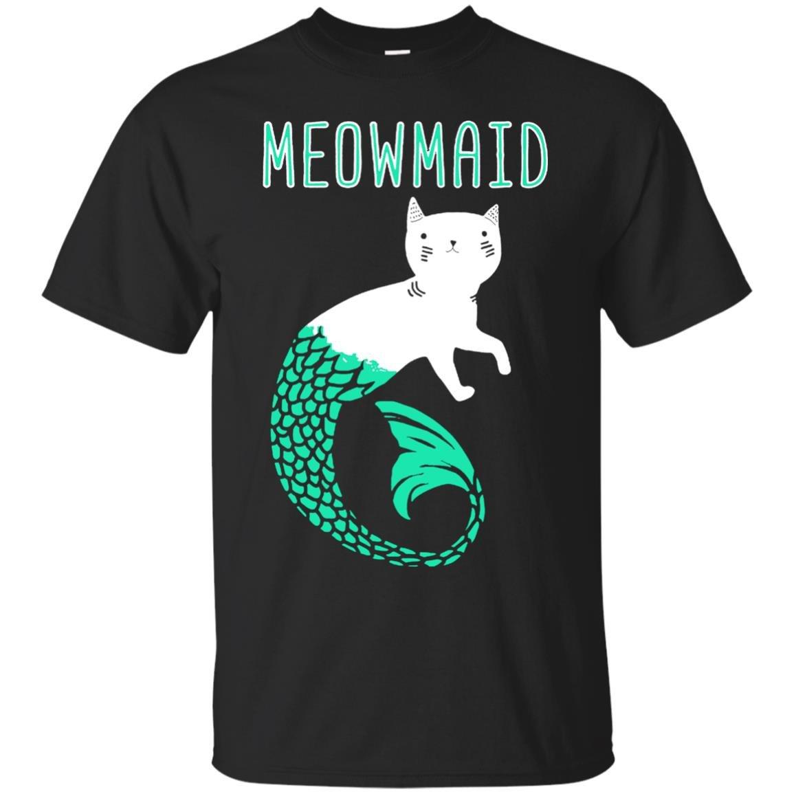 meowmaid Cotton T-Shirt
