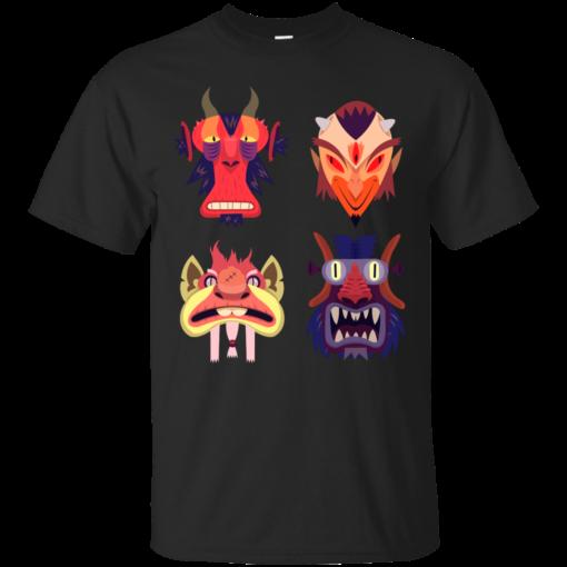 minions graphic illustration Cotton T-Shirt