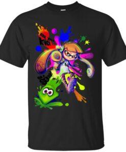splatoon Cotton T-Shirt