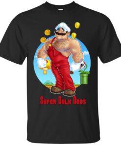 super Bulk Bros Cotton T-Shirt