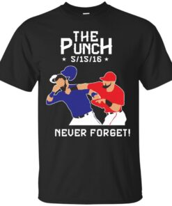 the punch Cotton T-Shirt