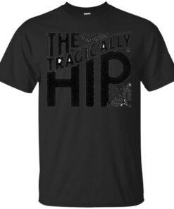 the tragically hip band Cotton T-Shirt