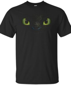 toothless how to train your dragon Cotton T-Shirt
