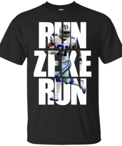 zeke Cotton T-Shirt